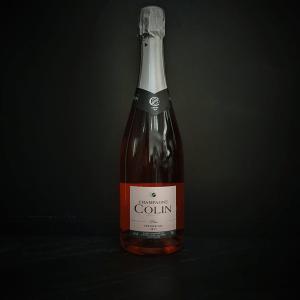 Champagne : Champagne Premier Cru - Rosé - Champagne Colin
