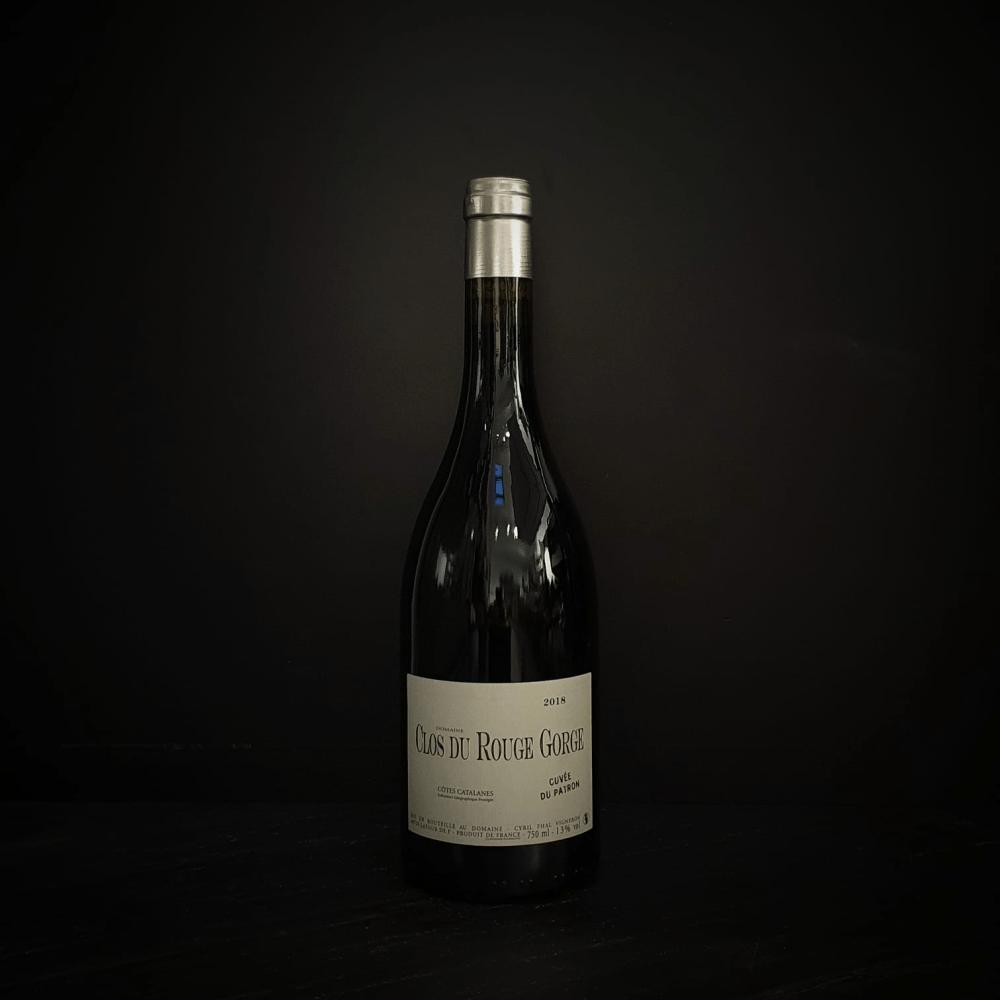 IGP Côtes Catalanes - Cuvée du Patron - Cyril Fhal