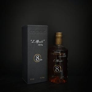 Autres : Cognac Grande Champagne - Confidential - L'affranchi 8 ans