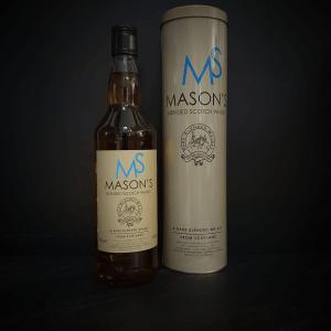 Whiskys : Blended Scotch Whisky - Mälher-Besse - Mason's