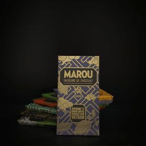 Épicerie sucrée : Chocolats - Marou