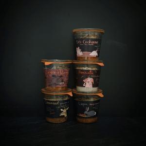 Épicerie salée : Terrines - Teyssier Salaisons