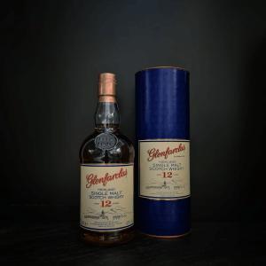 Whiskys : Single Malt Scotch Whisky - Glenfarclas - 12 ans