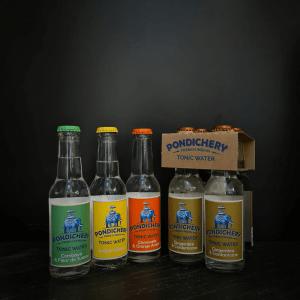Sans alcool : Tonic - Pondichery