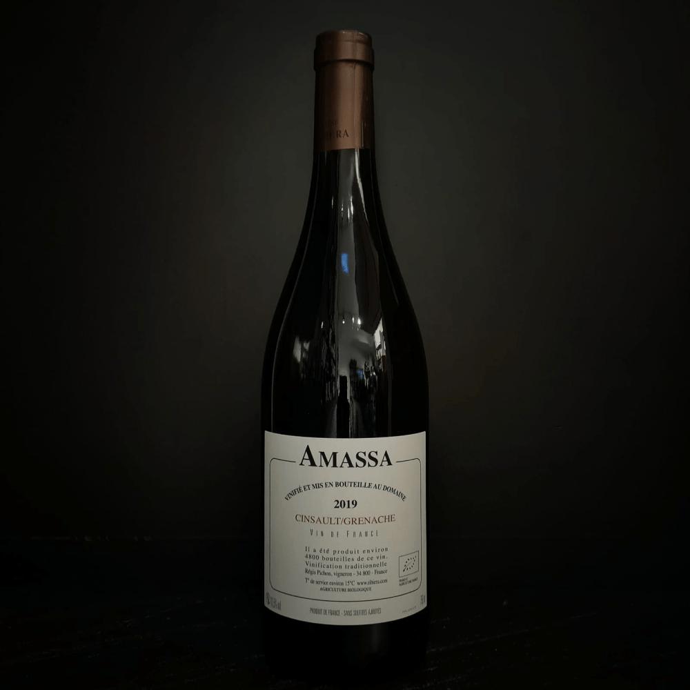 VDF - Amassa - Domaine Ribiera