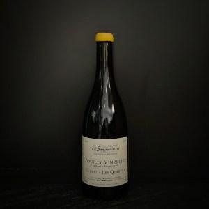 Bourgogne : AOC Pouilly-Vinzelles - Climat Les Quarts - La Soufrandière