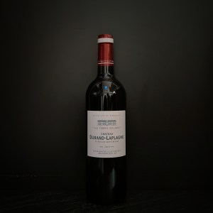Bordeaux : AOC Puisseguin-Saint-Émilion - Les Terres Rouges - Château Durand-Laplagne