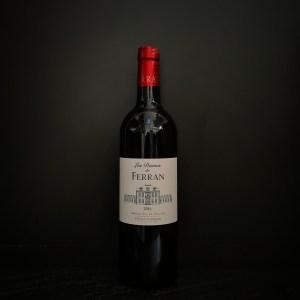 Bordeaux : AOP Pessac-Léognan - Les Dames de Ferran - Château Ferran