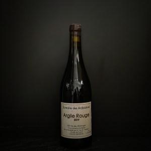 Alsace – Jura – Savoie : IGP Vin des Allobroges - Argile Rouge - Domaine des Ardoisières