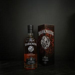 Whiskys : Single Malt Scotch Whisky - Darkness - 8 ans