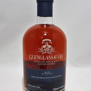 Glenglassaugh Peated Port Finish Highland single malt 46°