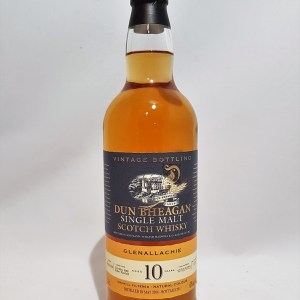 Dun Bheagan Collector Glenallachie 10 ans Single Malt whisky 43°