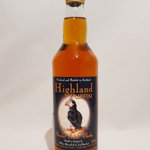 Highland Puffin whisky 40°