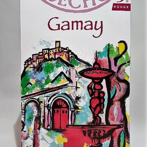 Gamay rouge Igp ardèche 5 litres