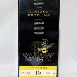 Dun Bheagan Collector Glentauchers 19 ans Single Malt whisky 49°