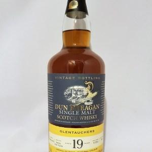 Dun Bheagan Collector Glentauchers 19 ans Single Malt whisky 49°