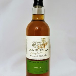 Dun Bheagan Islay Single Malt Whisky 43°