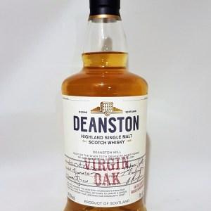 Deanston virgin oak Highland single malt whisky 46,3°