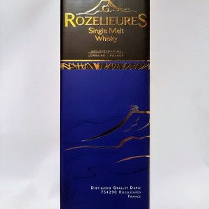 Rozelieures origine Single malt whisky 40°
