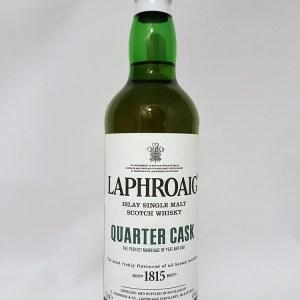 Laphroaig Quater Cask islay single malt whisky 48°