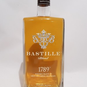 Bastille 1789 Blend Hand-Crafted French Whisky 40°