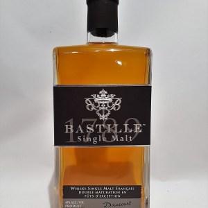 Bastille 1789 Single Malt French Whisky 43°