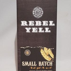 Rebel Yell Kentucky Small Batch reserve Bourbon 45,3°
