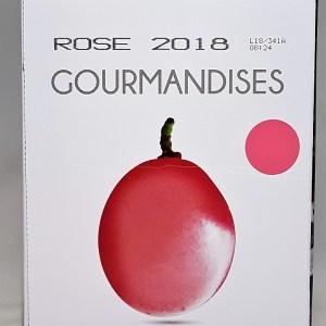 Domaine de preignes Gourmandises Rosé Pays d'Oc 5 litres
