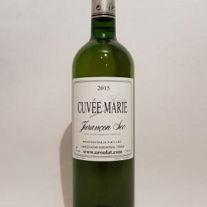 Cuvée Marie blanc sec jurançon 2015