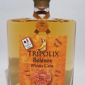 Tripolix  » Bélènos » whisky celte 46°