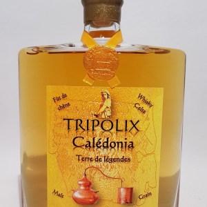 "Tripolix  "" Calédonia"" whisky celte 40°"