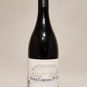 """Aloxe-Corton rouge 1er cru """"les Valozières"""" Domaine Sylvain Loichet 2014 BIO"""