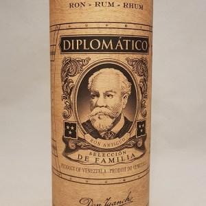 Rhum Diplomatico «Seleccion de la familia» 43°