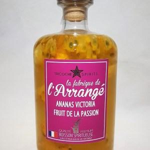La fabrique de L'arrangé Ananas Victoria Fruit de la Passion 32%