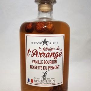 La fabrique de L'arrangé Vanille-Bourbon Noisette du Piémont 31%