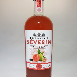 Punch Goyave Distillerie Séverin