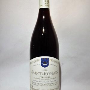 Saint Romain rouge «Poillange» Domaine Barolet-Pernot Père et Fils 2018