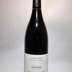 Cornas Les vieilles vignes Alain Voge 2018 BIO