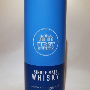 Whisky Français First Spirits Single Malt 42°