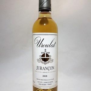 Jurançon blanc doux moelleux Cuvée Uroulat 2018 demi-bouteille