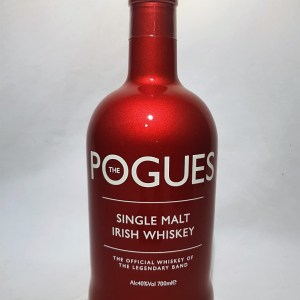 The Pogues Whiskey Single Malt 40°