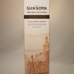 Glen Scotia DOUBLE CASK Single Malt Campbeltown 46°