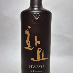 Hwayo X premium Single grain whisky Coréen 41°