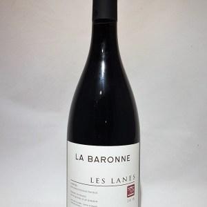 Corbières Château La baronne Les lanes 2018 BIO