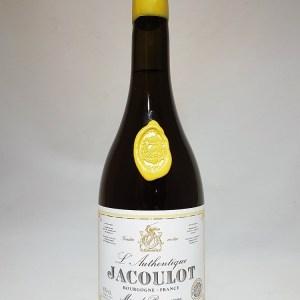 L'Authentique Jacoulot Marc de Bourgogne Extra Egrappé 45°