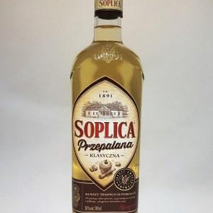 Vodka Polonaise Soplica Caramel Beurre salé 50 cl 30°