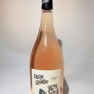 Vin de France filou et loustic duo écolo rosé BIO VEGAN