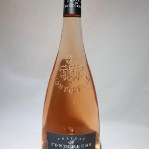 Cassis rosé Château de Fontcreuse 2020 BIO