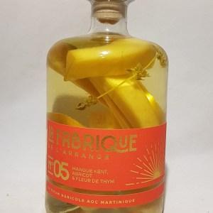 La fabrique de L'arrangé Mangue Kent, Abricot et fleur de thym  n°05 32°