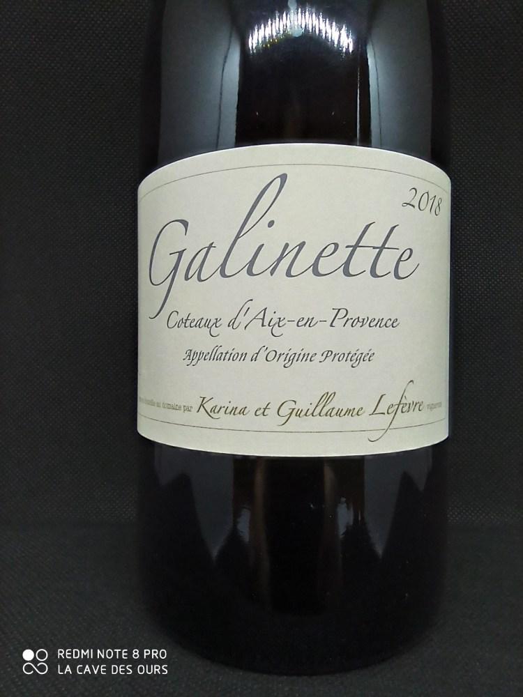 Galinette close up